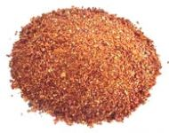 Habanero Pepper Flakes Crushed Habanero 8oz